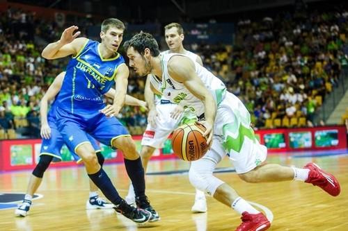 Сборная Украины потерпела первое поражение вквалификации кЕвробаскету