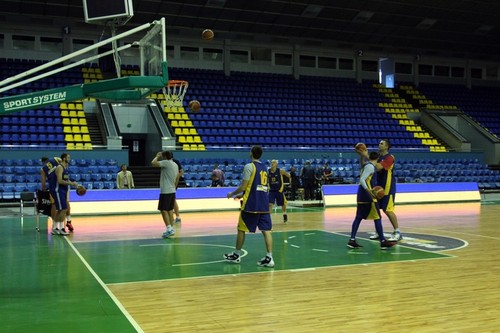 Евробаскет-2017: Сборная Украины вышла в заключительный турнир