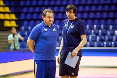 Баскетбол: Украина вышла начемпионат Европы