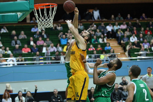 «Химик» одержал победу 1-ый матч у«Будивельника» в заключительной серии Суперлиги— Баскетбол