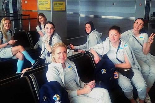 Українки обіграли збірну Чехії на Євробаскеті-2017
