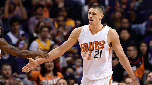 Украинец Лэнь во 2-ой раз вышел наматч НБА встартовой пятерке