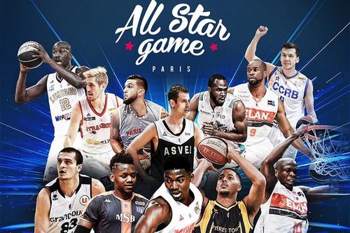 Баскетболист сборной Украины С.Гладир выступит вМатче всех звезд чемпионата Франции