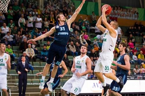«Днепр» обыграл «Будивельник» и одержал победу Кубок Украины побаскетболу