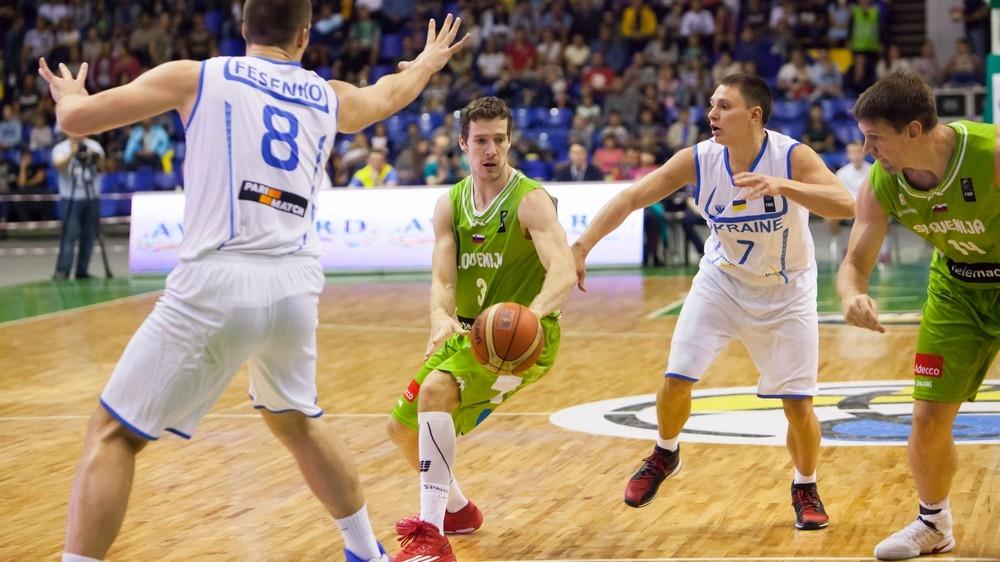 Невзирая напроигрыш словенцам, сборная Украинского государства квалифицировалась наЕвробаскет